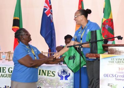 CICL Partners with OECS Summit #17