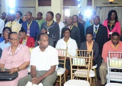 CICL Partners with OECS Summit #7