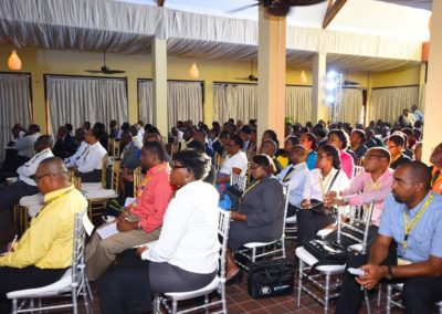 CICL Partners with OECS Summitb #26