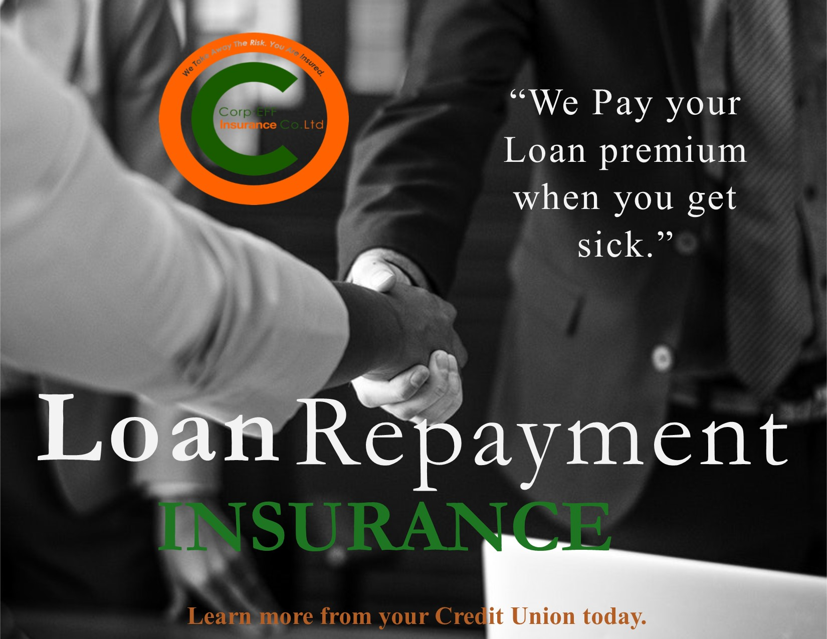 Loan Repayment Insurance New Logo #3